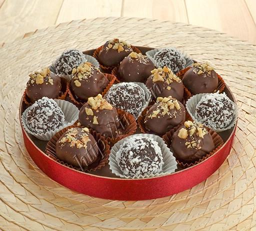 конфеты с черносливом