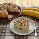 творожная запеканка банановая в мультиварке