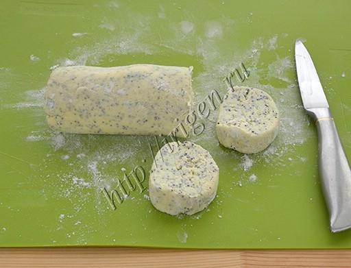 приготовление сырников с маком