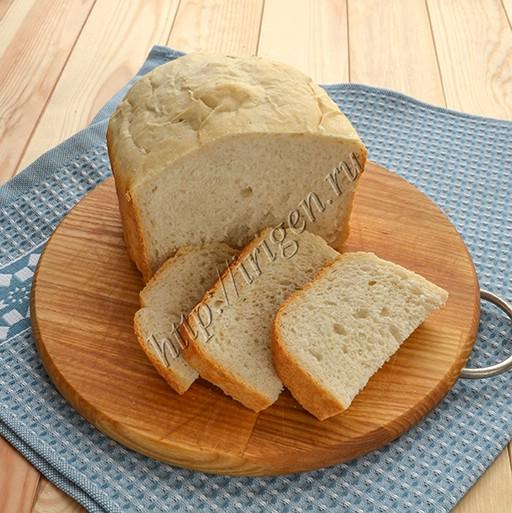 хлеб заварной в хлебопечке