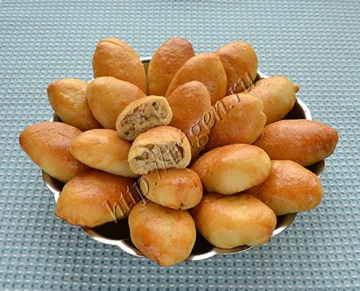 начинка для пирожков из мяса и капусты