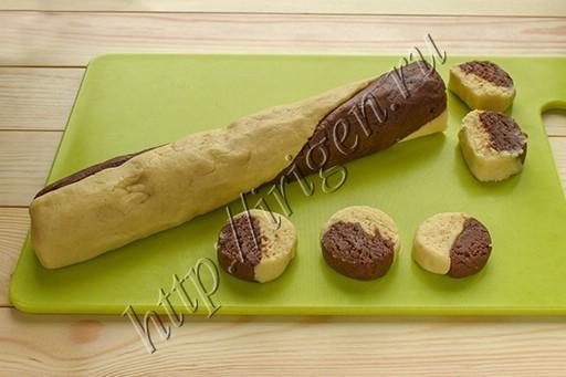 приготовление печенья день-ночь