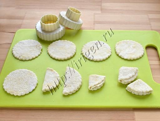 приготовление печенья с сахаром