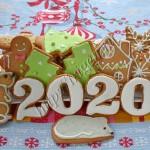 пряники новогодние-2020