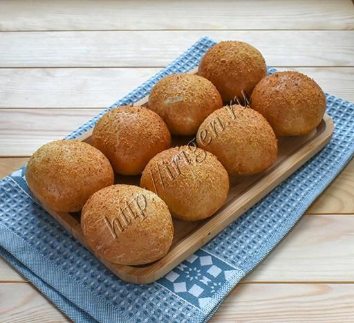 булочки хлебные
