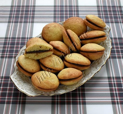 печенье сладкая парочка