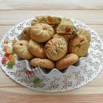 печенье на кефире с цукатами