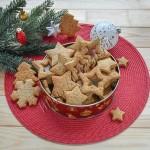 печенье имбирное рождественское