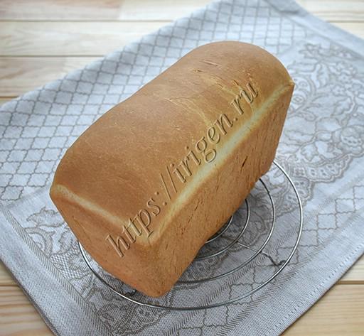 хлеб на сливках в духовке