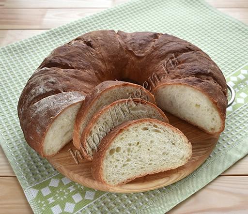 хлеб бублик