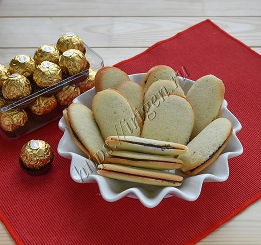 печенье миланское