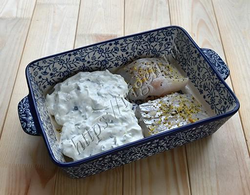 приготовление трески в сметанном соусе