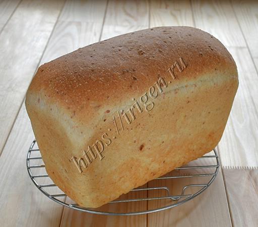 творожный хлеб в духовке