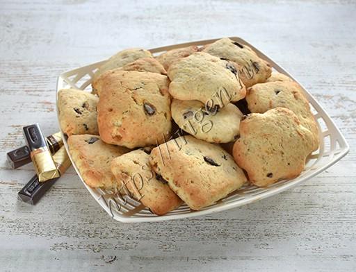 печенье сметанное домашнее