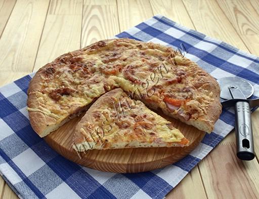 тесто для пиццы ночное