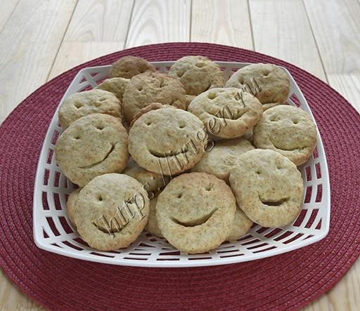 печенье смайлики