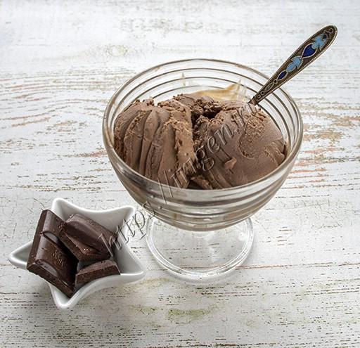 мороженое шоколадный пломбир