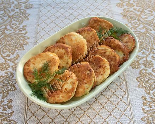 кабачки в сырном кляре