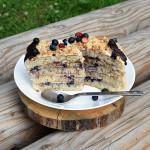 торт дачный на сковороде