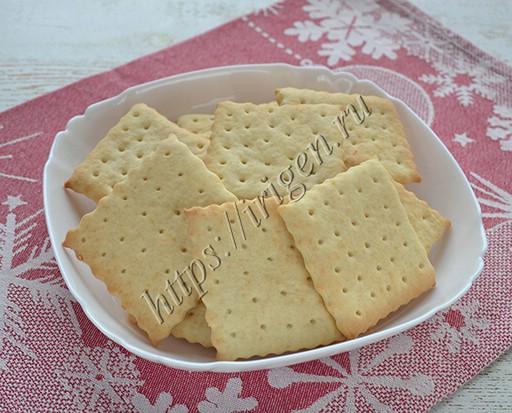 печенье затяжное
