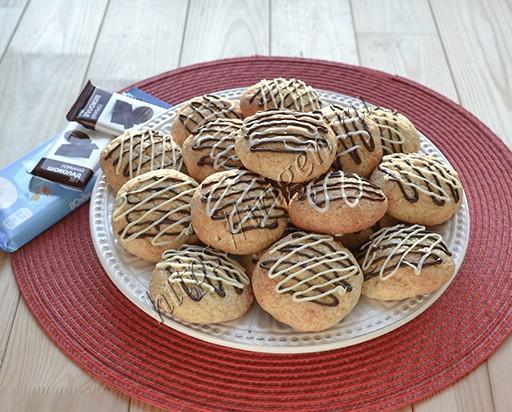 печенье на творожном сыре