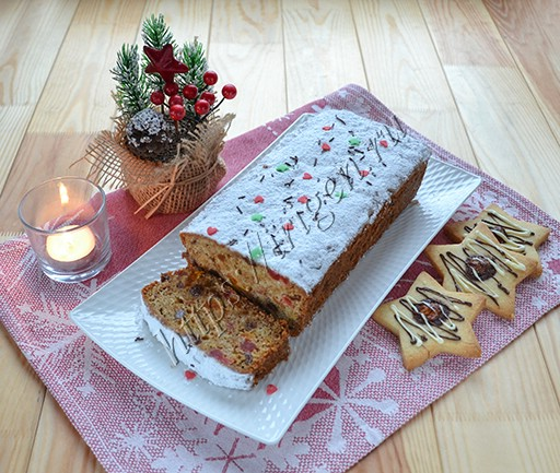 кекс рождественский-2