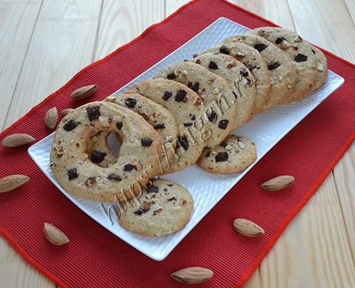 печенье белковые колечки