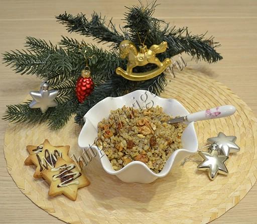 рождественское сочиво из булгура