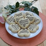 печенье песочное с крахмалом
