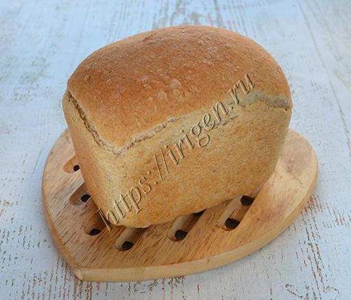 Мини-хлеб с ржаной мукой формовой