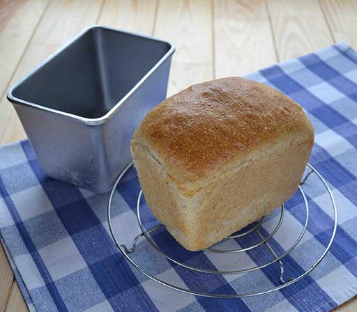 Мини-хлеб с отрубями