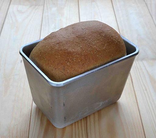 Мини-хлеб с цельнозерновой мукой