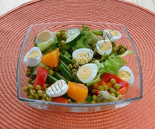 салат витаминный сборный