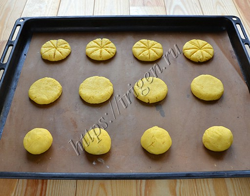 приготовление печенья
