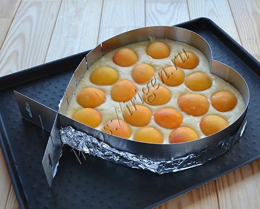 приготовление пирога