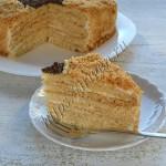торт медовичок