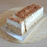 торт-мороженое капучино